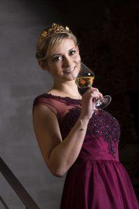Elisabeth Goger, Weinprinzessin