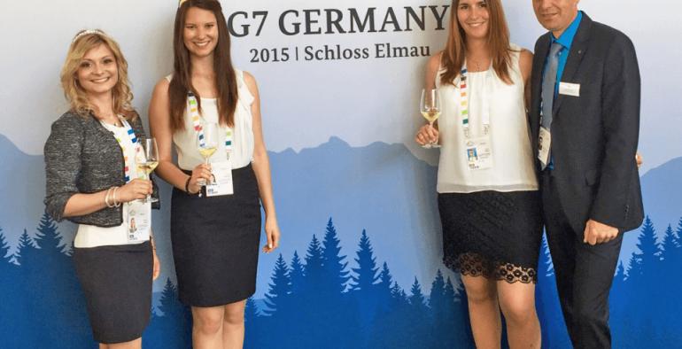 08.06.2015 – Gipfeltreffen G7 auf Schloss Elmau